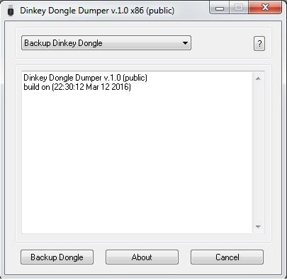 Instructions how make the dump Microcosm Dinkey